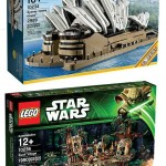 LEGO Star Wars Ewok Village & Sydney Opera House Up for Order!