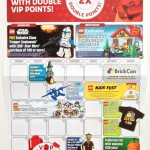 October 2013 LEGO Store Calendar Photos, Promos & Events!