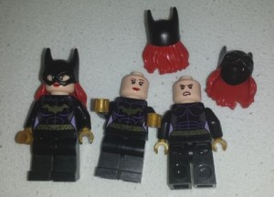 2014 LEGO Batgirl Minifigure Photo Revealed LEGO Batman DC Superheroes