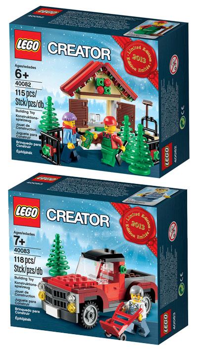 Lego 2013 Holiday Sets Revealed Amp Photos Lego 40082