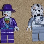 2014 LEGO Joker Minifigure and V-Wing Pilot Minifigure Photos!