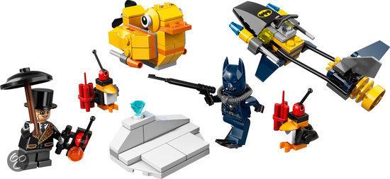 Lego Batman Sets 2014: 2014 LEGO Batman The Penguin Face Off 76010 Revealed
