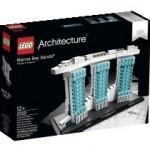 LEGO Architecture Marina Bay Sands 21021 Revealed!