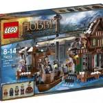 LEGO The Hobbit Desolation of Smaug Lake-Town Chase Set New Photos!