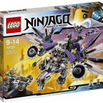 LEGO Ninjago 2014 Nindroid MechDragon 70725 Revealed & Photos!