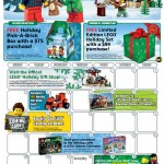 November 2013 LEGO Store Calendar Photos, Promos & Events!
