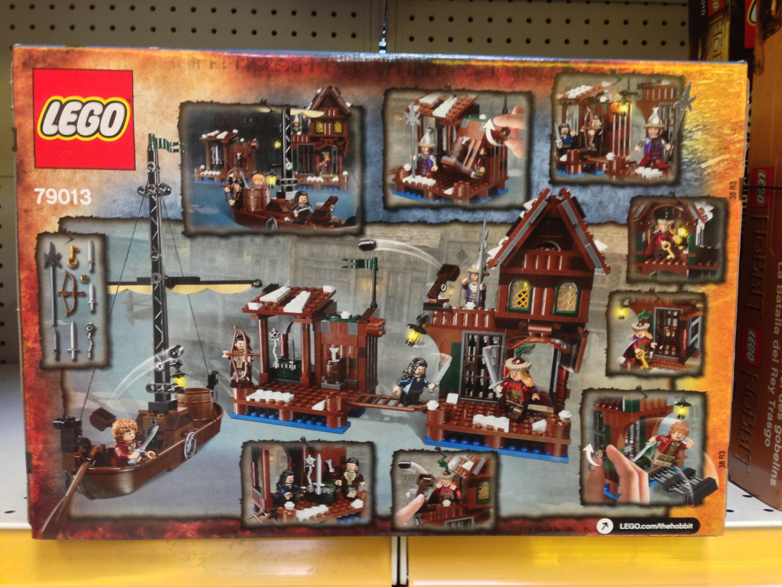 The Sets Hobbit Of PhotosBricks Smaug Lego Desolation Releasedamp; TPiXOkZu