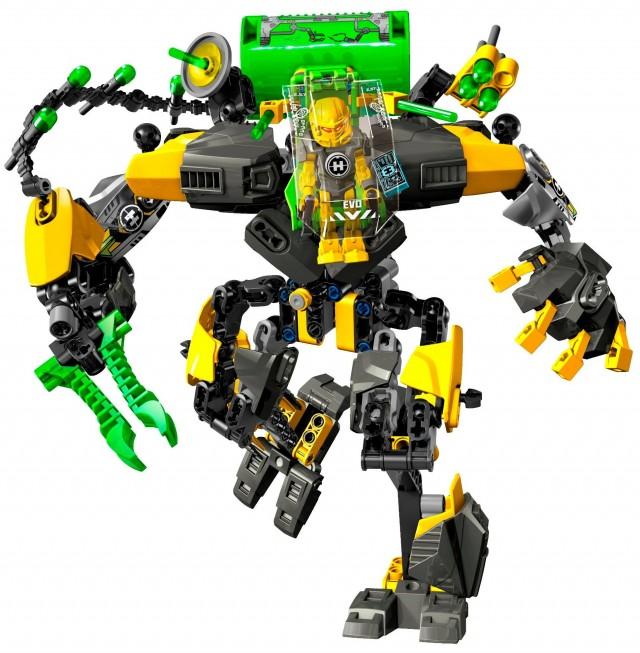 LEGO 44022 Hero Factory 2014 Invasion from Below EVO XL Machine