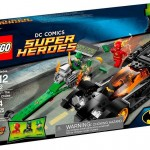 LEGO Batman 2014 The Riddler Chase 76012 Set Photos & Preview!