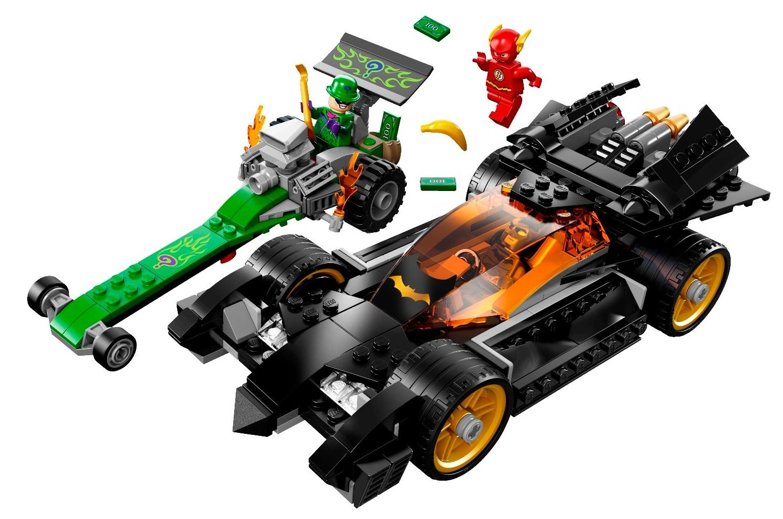 lego batman 2014 the riddler chase 76012 set photos preview bricks and bloks. Black Bedroom Furniture Sets. Home Design Ideas