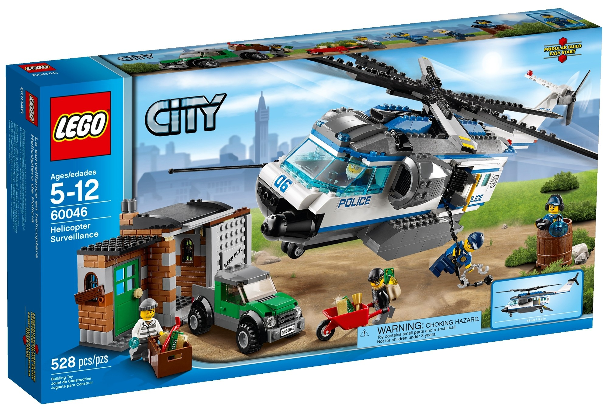 lego city police 2014 sets the image. Black Bedroom Furniture Sets. Home Design Ideas