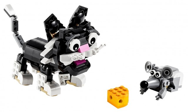 LEGO Creator 2014 Furry Creatures 31021 Set