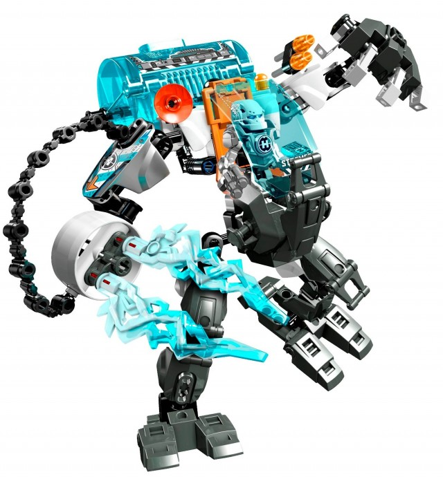 LEGO Hero Factory 2014 Stormer Freeze Machine 44017 Set