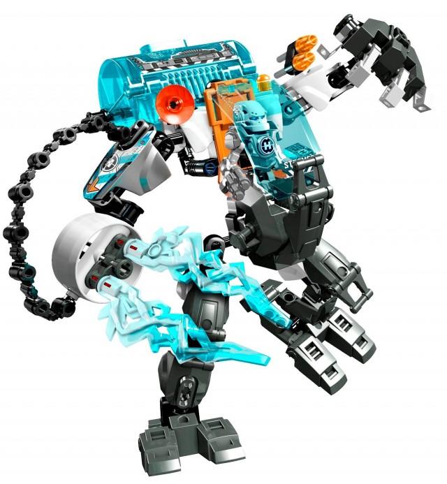 LEGO Hero Factory 2014 Stormer Freeze Machine 44017 Set