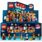 LEGO Minifigures Series 12 Packaging Revealed! (LEGO Movie 71003)