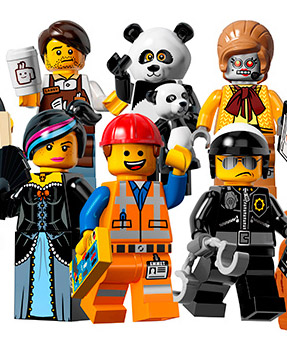 LEGO Minifigures Series 12 Photos Revealed