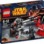 2014 LEGO Star Wars Battle Packs Sets Revealed & Photos!