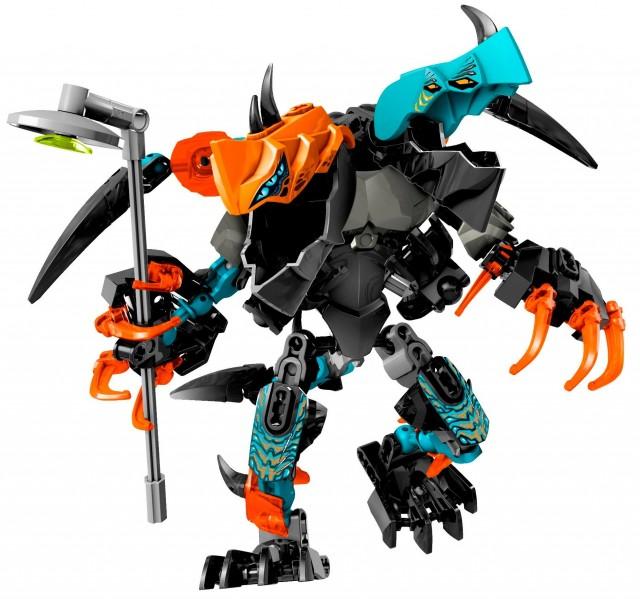 Winter LEGO 2014 Sets Hero Factory Spllitter Beast vs. Furno & Evo 44021