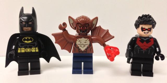 Lego Batman Sets 2014: 2014 LEGO Batman Man-Bat Attack Review LEGO 76011