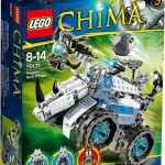 LEGO Chima 2014 Rogon's Rock Flinger 70131 Set Photos & Preview!