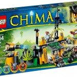 2014 LEGO Chima Lavertus' Outland Base 70134 Set Photos Preview!