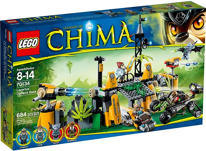 Lego Chima 2014 Summer Sets 2014 Lego Legends of Chima