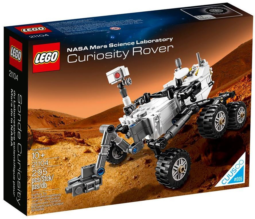 mars exploration rover lego - photo #21