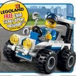 LEGO City Police ATV 30228 LEGO Store January 2014 Promo Set!