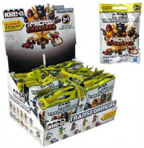 Kre-O Transformers Series 4 Blind Bags
