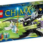 LEGO Legends of Chima 2014 Braptor's Wing Striker 70128 Preview