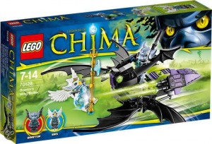 LEGO Chima 2014 Braptors Wing Striker Box