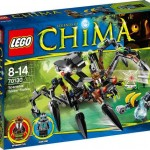 LEGO Chima 2014 Sparratus Spider Stalker 70130 Set Photos Preview