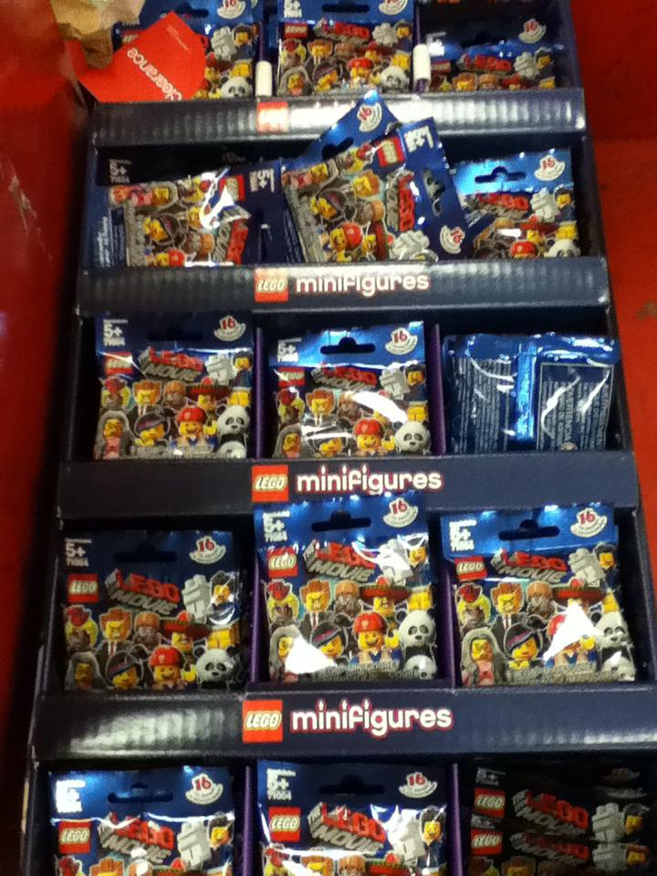 Lego Movie Minifigures Series 12 71004 Released In United States Bricks And Bloks
