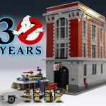 LEGO Ghostbusters Minifigures & ECTO-1 Car Set Announced!