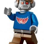 LEGO Movie Radio DJ Robo Minifigure Exclusive Confirmed!