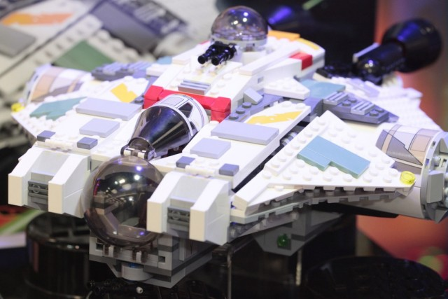 LEGO Star Wars Rebels The Ghost 75053 Set Close-Up