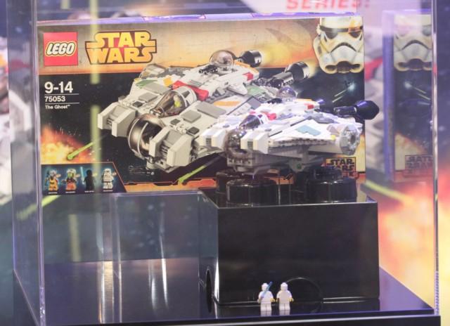 LEGO Star Wars The Ghost 75053 Box LEGO Summer 2014 Set