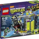 LEGO TMNT 2014 T-Rawket Sky Strike & Mutation Chamber Photos!