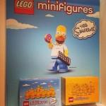 LEGO Simpsons Minifigures Series Packaging Revealed (+ Homer)!