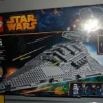 Toy Fair 2014 LEGO Star Wars Imperial Star Destroyer Photos!