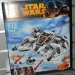 LEGO Star Wars Snowspeeder 2014 Toy Fair Photos Preview!