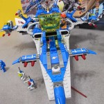 Toy Fair 2014: LEGO Movie Benny's Spaceship Photos Preview!