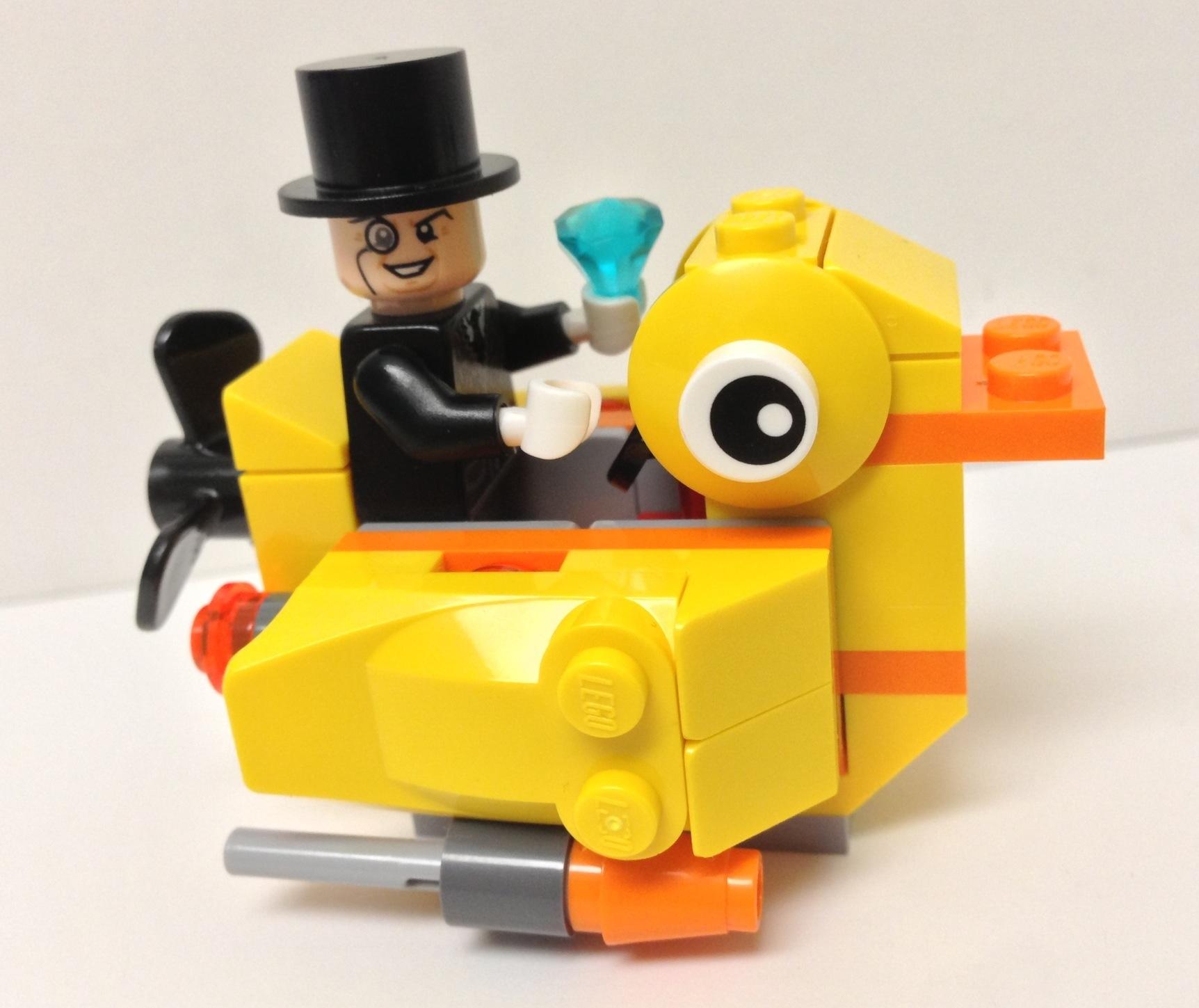 LEGO Batman Penguin Face-Off 76010 Review & Giveaway ...