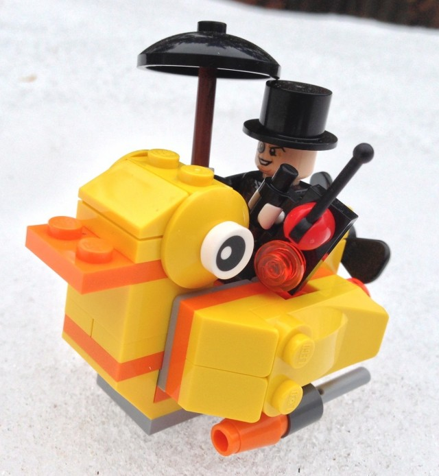 LEGO Batman Penguin Face-Off 76010 Review & Giveaway ...