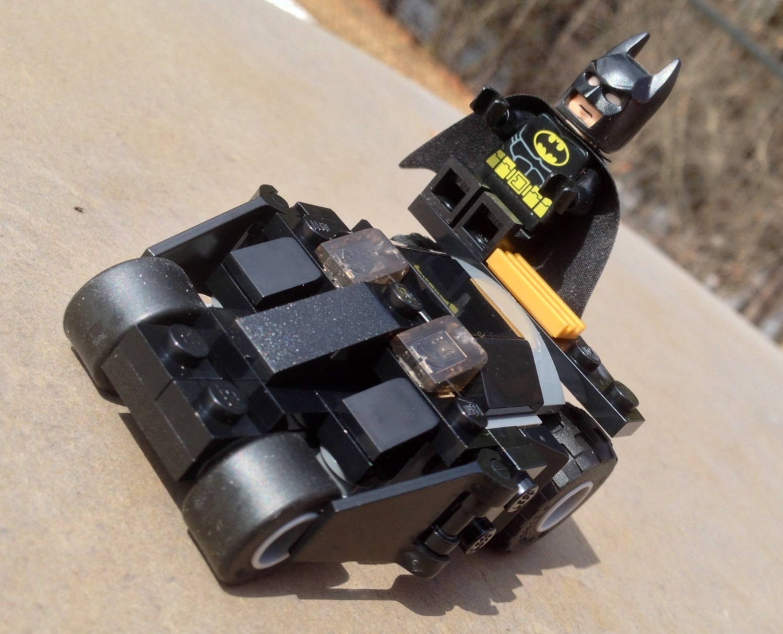 LEGO Batman Tumbler 30300 Polybag Set Review - Bricks and ...