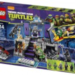 2014 LEGO TMNT Shredder's Lair Rescue Revealed & Photos!