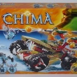 LEGO Chima Cragger's Fire Striker Summer 2014 Set Photos!