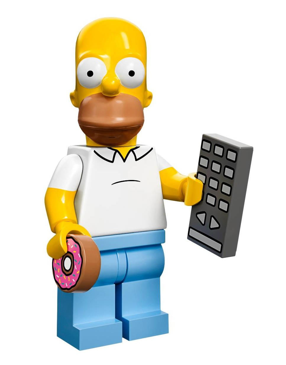 Lego simpsons minifigures series photos fully revealed - Homer simpson and bart simpson ...