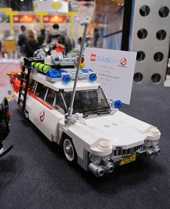 lego ghostbusters ecto 1 set 21108 released for sale bricks and