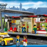 LEGO City Train Station 60050 Summer 2014 Set Photos Preview